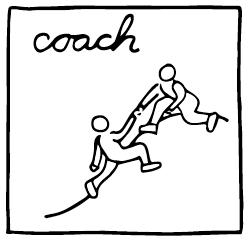coach-helping-mountain-climber