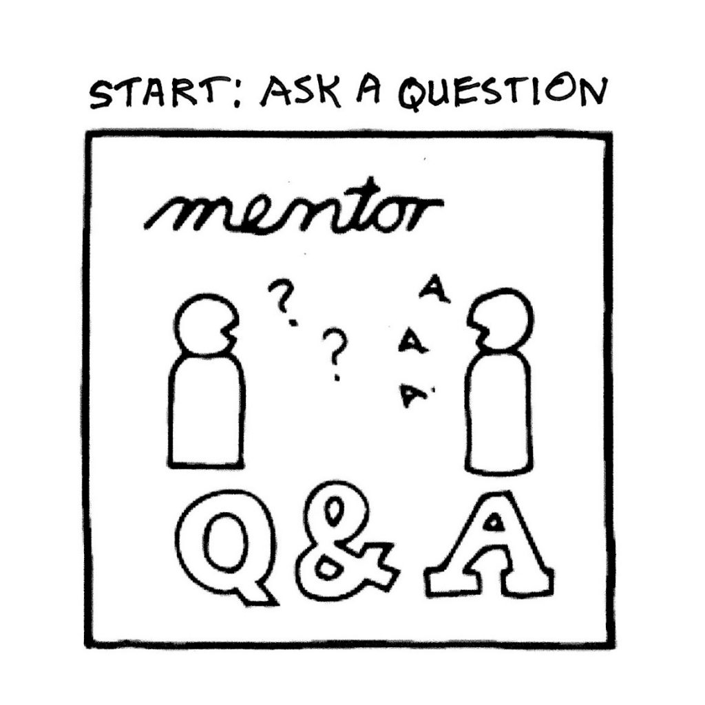 mentor-mentee-question-answer-illustration