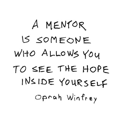 top-10-career-advice-sketches-and-photos-illustration-quote-from-Oprah-about-mentor-definition